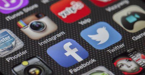 Nieuwsitem over social media bij overlijden