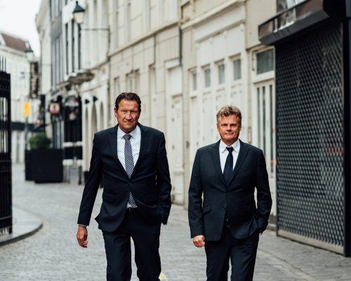 Tom van Dijk Uitvaarten | Breda | Tom van Dijk en Rob van Tilburg